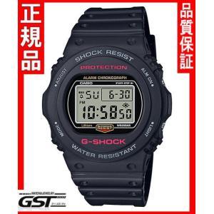 【新品 国内モデル】GショックDW-5750E-1JFカシオ G-SHOCK 腕時計(黒色〈ブラック〉)在庫アリ|gst