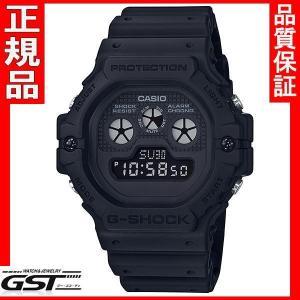 限定品CASIO ジーショックDW-5900BB-1JFオールブラックモデル 送料無料  gst