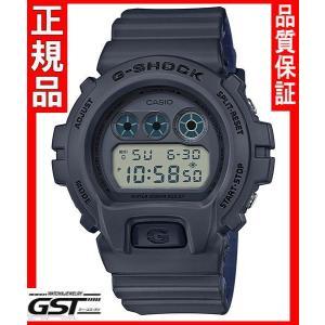 【送料無料】限定品GショックカシオDW-6900LU-8JF Gショック 腕時計(紺色<ネイビー>)|gst