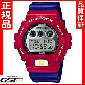 【新品】CASIO ジーショックDW-6900TF-SET「トランスフォーマーコラボレーションモデル正規完全監修限定フルセット gst