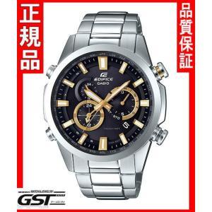 エディフィスEQW-T640D-1A9JFカシオソーラー電波腕時計メンズ(銀色〈シルバー〉)|gst