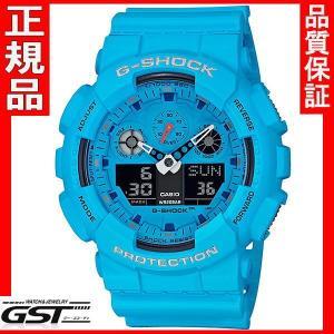 カシオGA-100RS-2AJFジーショック「Hot Rock Sounds」腕時計 送料無料 |gst
