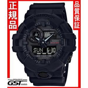 GショックカシオGA-735A-1AJR「ビッグバンブラック」腕時計35周年記念スペシャルモデル(黒色〈ブラック〉)|gst