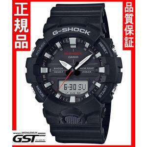 GショックカシオGA-800-1AJF腕時計(黒色〈ブラック〉)|gst