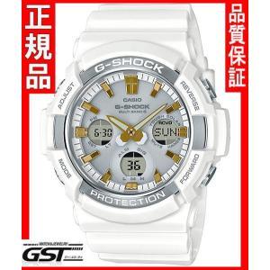 GショックカシオGAW-100GA-7AJF プレシャス・ハート・セレクション ソーラー電波腕時計(白色〈ホワイト〉)|gst