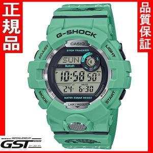 G-SHOCKカシオ「七福神SHICHI-FUKU-JIN」ジーショックGBD-800SLG-3JR腕時計「G-SQUAD」 送料無料  gst