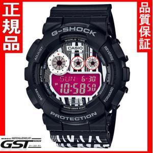 限定品 カシオGショックG-SHOCK GD-120LM-1AJR マーロック コラボレーションモデル 在庫アリ|gst