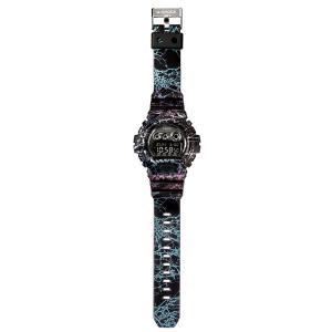 ポーラライズド・マーブル・シリーズGD-X6900PM-1JFカシオ腕時計「Gショック」限定品・限定モデルメンズ(紫色〈パープル〉)|gst|03