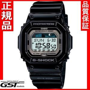 GショックGLX-5600-1JFカシオG-SHOCK腕時計「G-LIDE」メンズ(黒色〈ブラック〉|gst