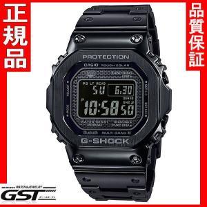 カシオCASIOジーショックG-SHOCK GショックGMW-B5000GD-1JF 腕時計ブラック黒メタル本日入荷 国内正規品|gst