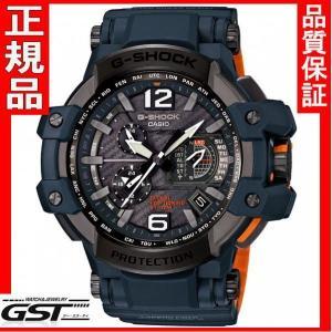 正規国産品G-SHOCKスカイコックピットGPS対応GショックGPW-1000-2AJFカシオソーラー電波G-SHOCK腕時計メンズ(黒色〈ブラック〉)|gst
