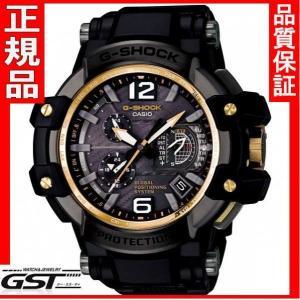 正規国産品GPS対応GPW-1000FC-1A9JFスカイコックピットカシオGショックソーラー電波G-SHOCK腕時計メンズ(黒色〈ブラック〉)|gst