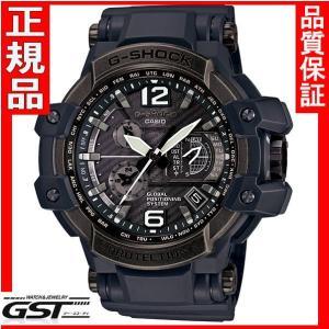 G-SHOCKカシオGPW-1000V-1AJF限定品・限定モデルGPS対応スカイコックピット」メンズ腕時計(黒色〈ブラック〉)|gst