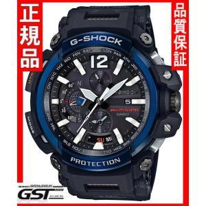 Gショック カシオGPW-2000-1A2JF「グラビティマスター」モバイル機能ソーラー電波GPS腕時計メンズ(黒色〈ブラック〉)|gst