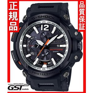 Gショック カシオGPW-2000-1AJF グラビティマスター モバイル機能ソーラー電波GPS腕時計メンズ(黒色〈ブラック〉)|gst