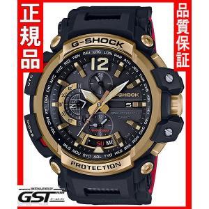 35周年記念GショックカシオGPW-2000TFB-1AJR ゴールド トルネード GPSソーラー電波腕時計(黒色〈ブラック〉)|gst