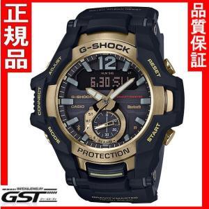 カシオ  ジーショック GR-B100GB-1AJF 腕時計マスターオブG ブラック&ゴールドシリーズ8月発売予定|gst
