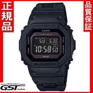カシオCASIO ジーショック G-SHOCK GW-B5600BC-1BJF ソーラー電波腕時計メタルベルト|gst