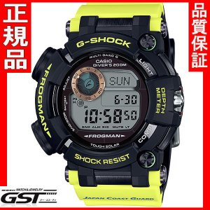 限定品カシオ ジーショック GWF-D1000JCG-9JR 海上保安制度創設70周年コラボレーションモデル腕時計 |gst