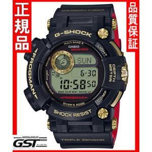35周年記念GショックカシオGWF-D1035B-1JR ゴールド トルネード ソーラー電波腕時計(黒色〈ブラック〉)|gst