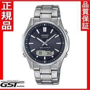リニエージLCW-M100TSE-1AJFカシオソーラー電波腕時計メンズ(銀色〈シルバー〉)10月発売予定 gst