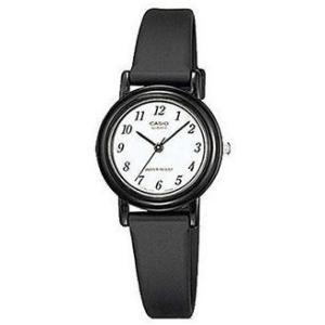 チープカシオ 逆輸入品 レディース 腕時計 アナログ スタンダードLQ-139BMV-1BLDF(黒色〈ブラック〉)|gst