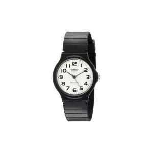 チープカシオ 逆輸入品 メンズ 腕時計 アナログ スタンダードMQ-24-7B2LCK(黒色〈ブラック〉)|gst