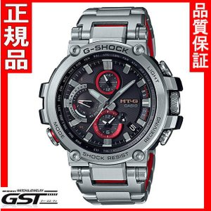 本日入荷カシオCASIO G-SHOCK ジーショック MTG-B1000D-1AJF ソーラー電波腕時計 新品|gst
