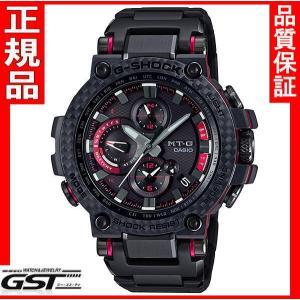 新品G-SHOCKカシオ ジーショックMTG-B1000XBD-1AJF MT-Gソーラー電波腕時計...