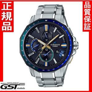 限定品カシオ 正規国産品 OCW-G2000J-1AJF オシアナス 電波ソーラー腕時計|gst