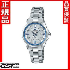 カシオ 正規国産品 OCW-S350F-7AJF オシアナスマンタ 電波ソーラー腕時計レディース|gst
