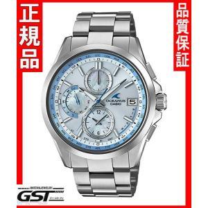 カシオ正規国産品OCW-T2610H-7AJF オシアナス 電波ソーラー腕時計(銀色〈シルバー〉)|gst