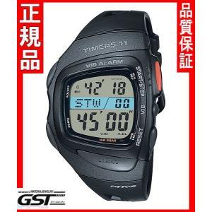 カシオフィズRFT-100-1JF腕時計 PHYSフィズ (黒色〈ブラック〉)|gst
