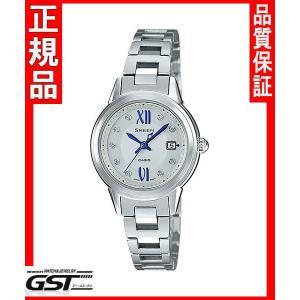 シーンSHS-4500D-7AJFカシオソーラー腕時計「シーン」レディース|gst