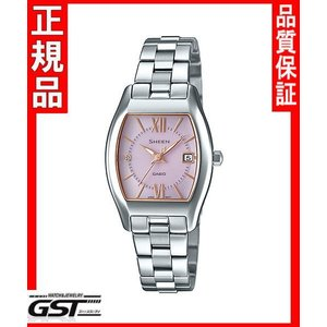 シーンSHS-4501D-4AJFカシオソーラー腕時計レディース|gst