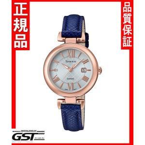 シーンSHS-4502PGL-7AJFカシオソーラー腕時計「シーン」レディース|gst