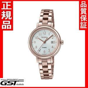 シーン SHS-D100CG-7AJF カシオ ソーラー腕時計 SHEEN レディース2月発売予定|gst