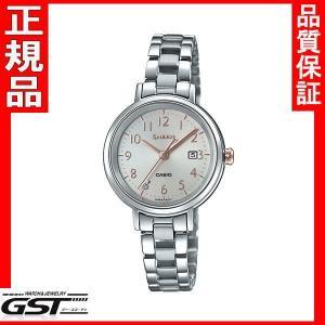 シーン SHS-D100D-4AJF カシオ ソーラー腕時計 SHEEN レディース2月発売予定|gst