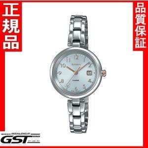 シーンSHS-D200D-7AJF カシオ ソーラー腕時計 SHEEN レディース2月発売予定|gst