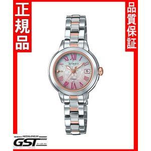 シーンSHW-5000DSG-4AJFカシオソーラー電波腕時計「SHEEN」レディース|gst