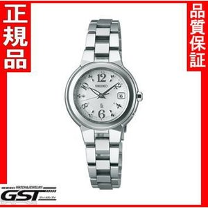 ☆SEIKOセイコー ルキアSSQW013ソーラー電波腕時計レディース|gst