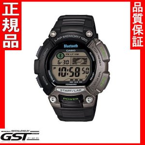 カシオ PHYS フィズ  STB-1000-1JF腕時計モバイルリンク機能メンズ(黒色〈ブラック〉)|gst