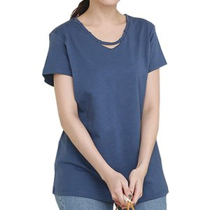 my Spica 授乳服 無地 カットソー 半袖 カジュアル トップス 授乳 授乳口 産後 Tシャツ...