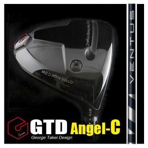 GTD Angel-Cドライバー《フジクラ VENTUS》:GTDドライバーofficial store gtd-golf-shop