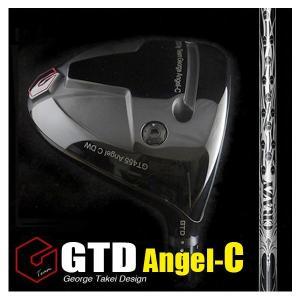 GTD Angel-Cドライバー《CRAZYクレイジー9 dia》:GTDドライバーofficial store gtd-golf-shop