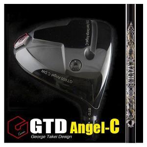 GTD Angel-Cドライバー《CRAZYクレイジーRD EVO》軽硬シャフト gtd-golf-shop