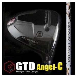 GTD Angel-Cドライバー《フジクラ DAYTONA SpeederとLS》軽硬シャフト gtd-golf-shop
