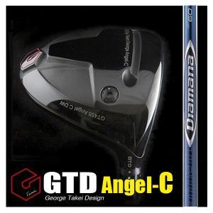 GTD Angel-Cドライバー《三菱レイヨンDiamana-BF》:GTDドライバーofficial store gtd-golf-shop