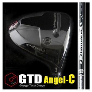 GTD Angel-Cドライバー《三菱レイヨンDiamana-D-LIMITED》:GTDドライバーofficial store gtd-golf-shop