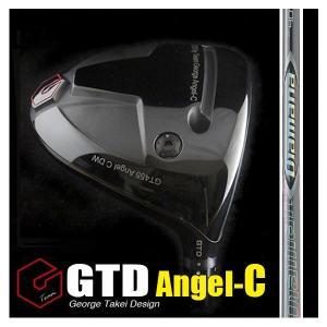 GTD Angel-Cドライバー《三菱レイヨンDiamana-ZF》:GTDドライバーofficial store gtd-golf-shop